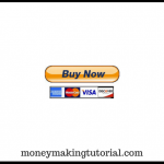 """How To Create a """"PayPal Buy Now"""" Button To Sell Your Services Or Products"""